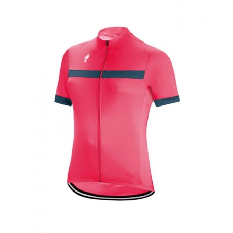Maillot corto mujer Specialized RBX Sport SS Rosa
