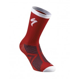 Specialized SL Elite Summer 17 socks Red/White