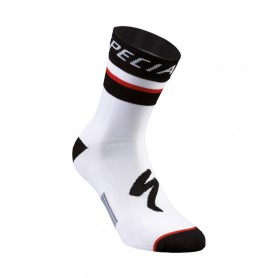 Calcetines Specialized RBX Comp Summer 15 - Blanco/Negro