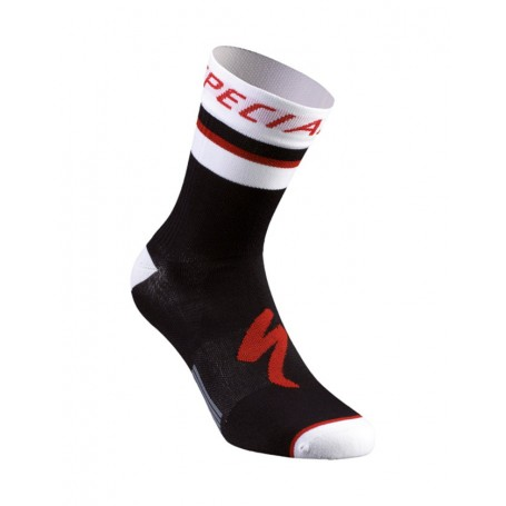 Calcetines Specialized RBX Comp Summer 15 - Negro/Blanco