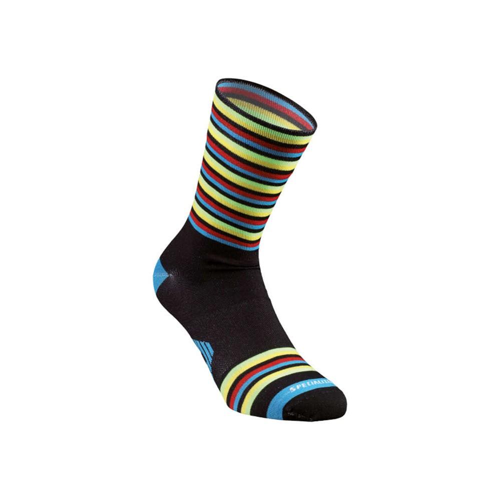 c10c8867b ... Specialized SL Elite Summer 17 socks - Black/Turquoise