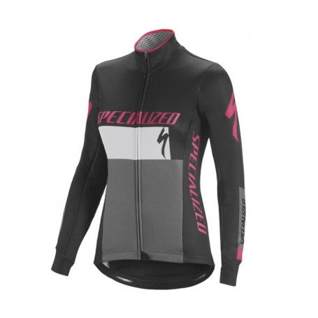 Chaqueta mujer Specialized Element RBX Comp Logo
