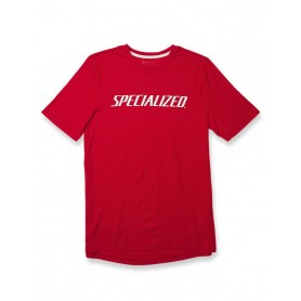 Specialized Casual T-Shirt Red