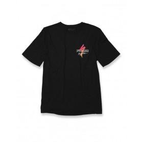 Camiseta Specialized Boardwalk Standard Negra