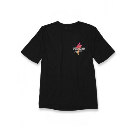 Camiseta Specialized Boardwalk Standard Negra