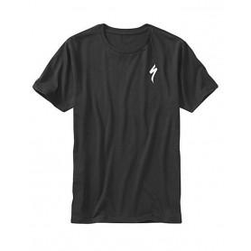 Camiseta Specialized Básica Negra S Podium Tee