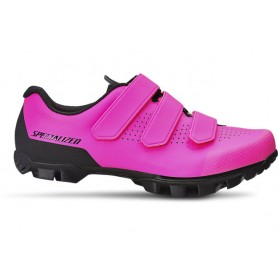 Specialized Women's Riata Shoes. Pink