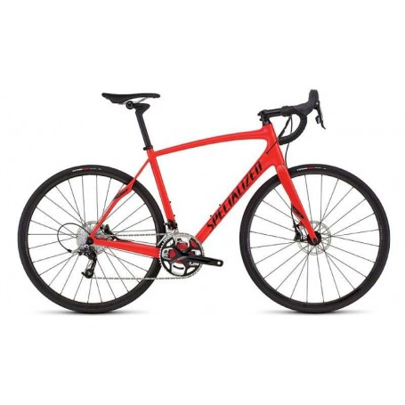 Bicicleta Specialized Roubaix SL4 Elite Disc 2016