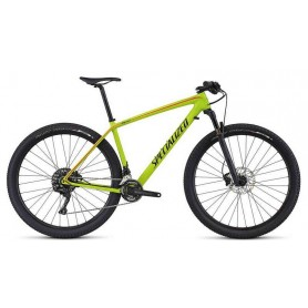 Specialized Epic Hardtail Comp Carbon Bicycle 2017