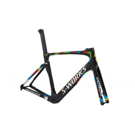 Specialized S-Works Venge Vias Disc Sagan Edition Frameset 2017