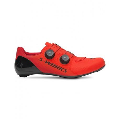 Zapatillas Specialized S-Works 7 Rojo
