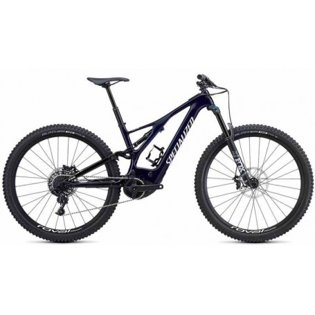 Bicicleta Specialized Turbo Levo FSR Comp Carbon 2019 Azul