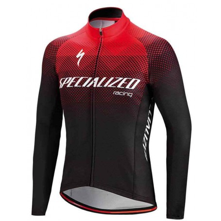 Maillot largo Specialized Element SL Team Expert LS