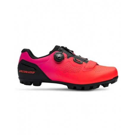 Specialized Expert XC Shoes Red Black