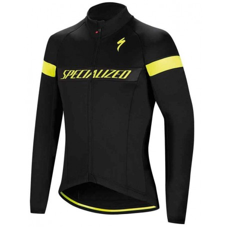 Specialized Element RBX Sport Logo Jacket Yellow