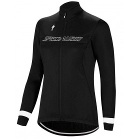 Specialized Women's Element RBX Sport Logo Jacket Black White