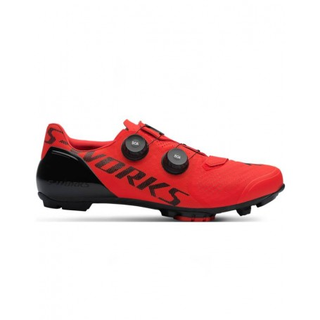 Zapatillas Specialized S-Works Recon Red