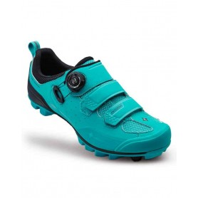 Specialized Women's Motodiva Shoes turquoise