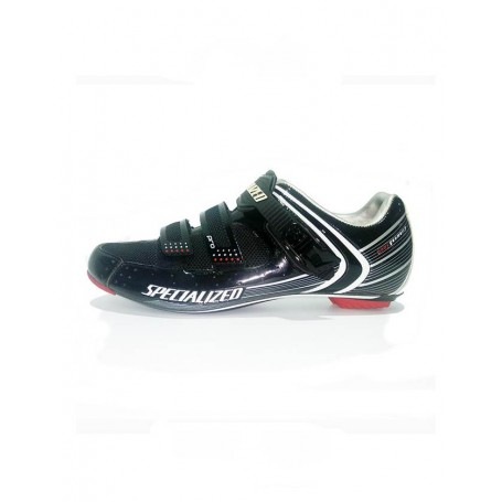 Specialized Pro Road Shoes black left