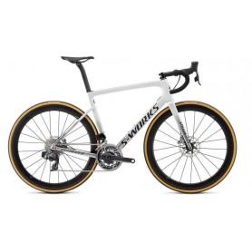 Specialized Tarmac Disc Etap SL6 S-Works Bicycle 2019 White