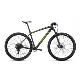 Specialized Epic Hardtail Comp Carbon WC Bicycle 2017
