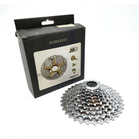 Cassette de 9 velocidades SRAM X01 PG-990 11/34