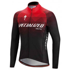 Chaqueta Specialized Therminal SL Team Expert LS rojo