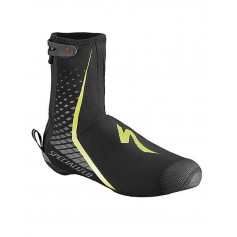 Specialized Deflect Pro shoe cover neon yellow