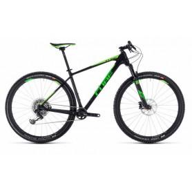 Bicicleta Cube Reaction C:62 Eagle 2018