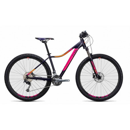 Bicicleta Cube Mujer Access WLS Pro Pink 2017