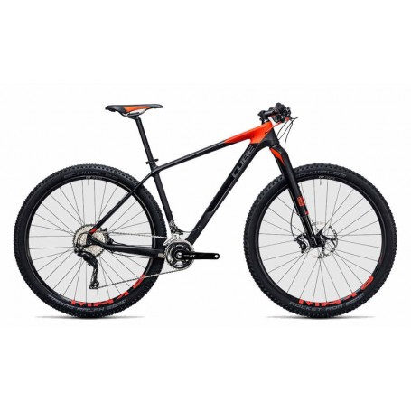 Bicicleta Cube Reaction GTC SLT 2017