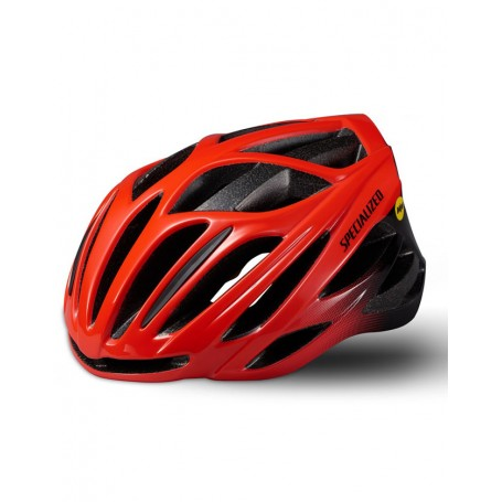 Casco Specialized Echelon II MIPS en color rojo