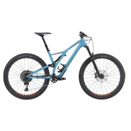 Specialized Stumpjumper FSR Comp Carbon Bicycle 2017