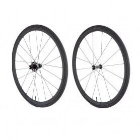 Vittoria Elusion Nero 700 wheelset