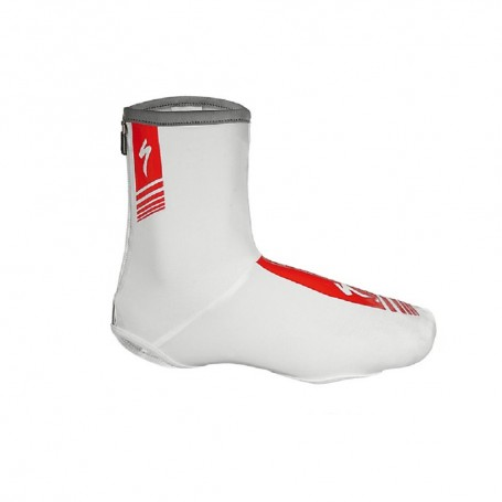 Specialized Elasticised shoe cover white