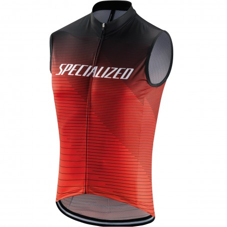 Maillot sin mangas Specialized RBX COMP LOGO SLVS