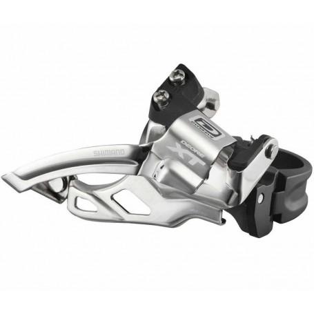 Desviador delantero Shimano XT 2X10 velocidades
