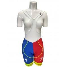 Gobik Limited VFerrer woman Bib Shorts yellow