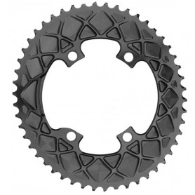 Absolute Black Premium Oval Road 110/4 bcd 52T Chainring