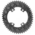 Absolute Black Premium Oval Road 110/4 bcd 50T Chainring