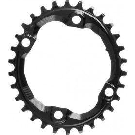 Absolute Black Oval XT M8000 96BCD 30T Chainring