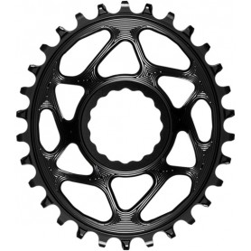 Plato Absolute Black Oval RaceFace Cinch BOOST 30T