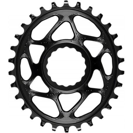 Absolute Black Oval RaceFace Cinch BOOST 30T