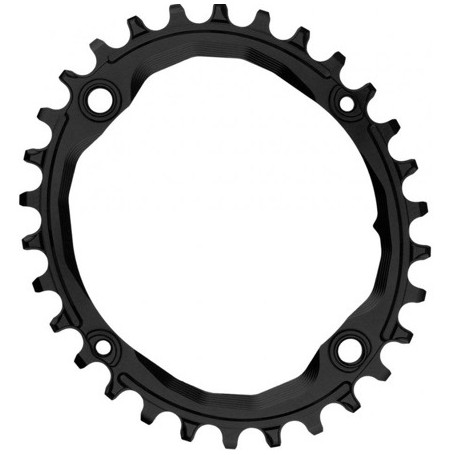 Absolute Black Premium Oval Road 110/4 bcd 36T Chainring