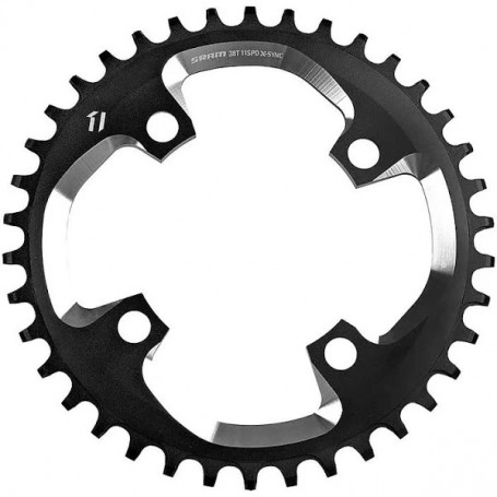 SRAM X01 11V 38T 94BCD Chainring