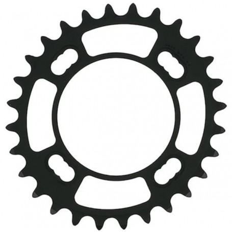 Rotor Q-Rings BCD80x4 27T Chainring