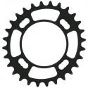 Plato Rotor Q-Rings BCD80x4 27T