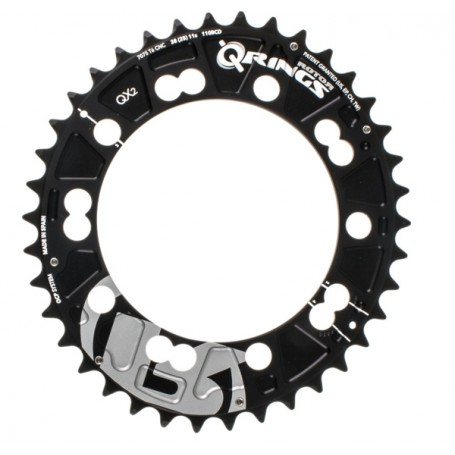 Rotor Q-Rings XC2 BCD110x5 38T Chainring