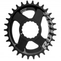 Plato Rotor Q-Rings DM Race Face 34T