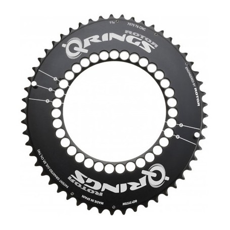 Rotor Q-Rings BCD130x5 52T Chainring